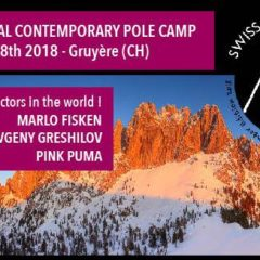 Swiss Art Pole Camp 12 – 18 Février 2018